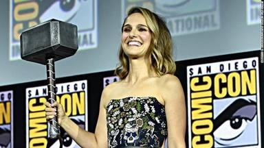 Natalie Portman serà la primera dona Thor