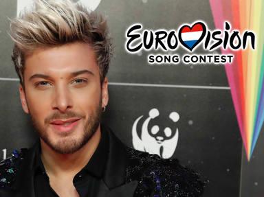 Blas cantó representarà a Espanya al festival d'Eurovisión