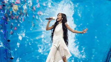 Así ha sido la brillante actuación de Melani en Eurovisión Junior 2019