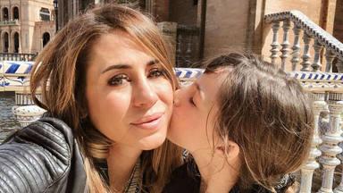 Elena Tablada ya ha desvelado el sexo de su bebé y la pequeña Ella está encantada con el resultado