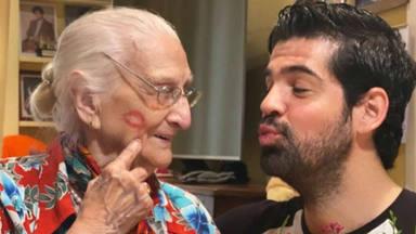 Miguel Ángel Muñoz y la tata, enamoran a las redes sociales