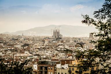 Set artèries de Barcelona seran vianants durant la desescalada