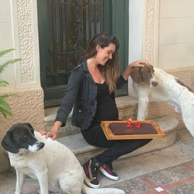 El cumpleaños más especial de Ona Carbonell