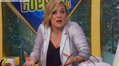 Cristina Pardo tiene un enfrentamiento con un reportero