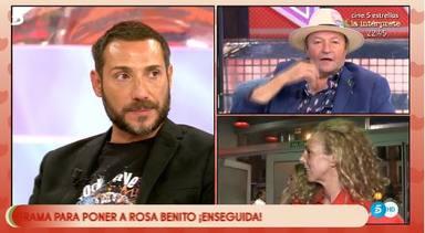 Antonio David vuelve a cargar contra Terelu Campos y Carmen Borrego