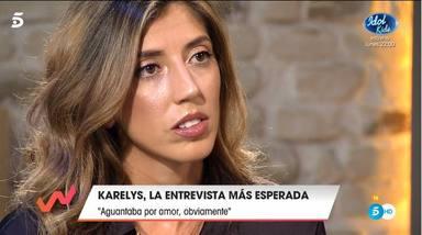 Karelys Rodríguez confiesa que su mayor error con Cayetano Rivera fue enamorarse de él