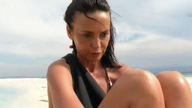 Olga Moreno cambia de estrategia en 'Supervivientes' y se acerca a Melyssa Pinto... ¿por conveniencia?