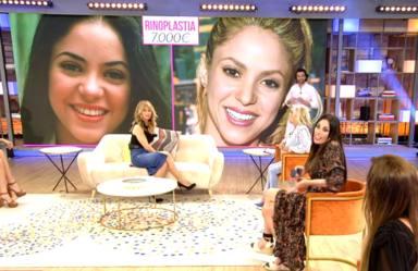 """'Viva la vida' revela un retoque estético de Shakira que nadie podría imaginar: """"Imposible de manera natural"""""""