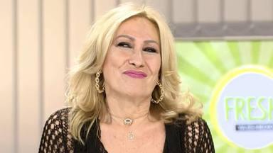 Rosa Benito comenta su espectacular posado en bikini en el 'Fresh' de 'Ya es mediodía'