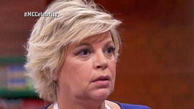 Terelu Campos fracasa en su intento de homenajear a Carmen Borrego en 'MasterChef Celebrity'