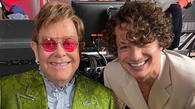 Aquí está Elton John y Charlie Puth con 'After All' extraído del próximo álbum de colaboraciones del británico