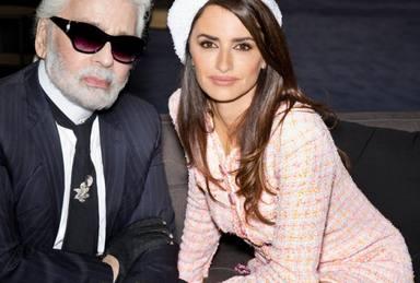 Las musas de Karl Lagerfeld