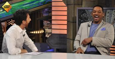 Pablo Motos entrevista a Will Smith en 'El Hormiguero'