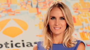 Angie Rigueiro, presentadora de 'Antena 3', defiende a sus compañeras de las críticas poco antes de dar a luz