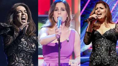 Estas tres artistas suenan con fuerza para representar a España en Eurovisión 2020