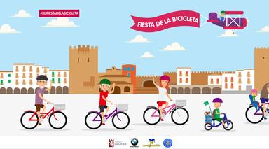 #XLIFIESTADELABICICLETA. Fiesta de la Bicicleta.