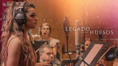 """Amaia hará la canción principal de la película """"Legado en los Huesos"""""""