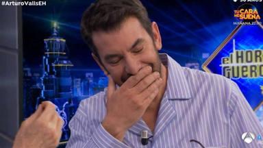 El toque de atención de Pablo Motos a Arturo Valls en 'El Hormiguero': ''Estás subidito''
