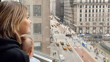El primer susto de Laura Escanes por la salud de su hija Roma