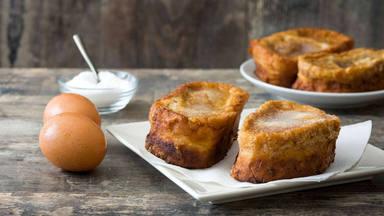 La receta más facil de torrijas para la Semana Santa