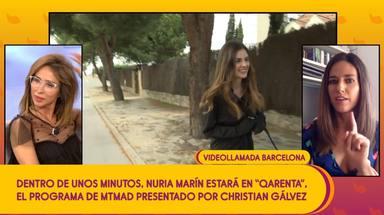 Nuria Marín confirma que Alexia Rivas se decanta por ella como jefa en vez de María Patiño