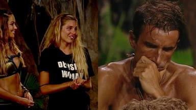 'Supervivientes': La fría despedida entre Ivana y Hugo Sierra