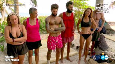 Los concursantes de 'Supervivientes' desesperados por volver a casa