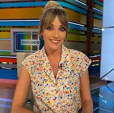Anna Simón podría abandonar Zapeando tras no renovar su contrato con Atresmedia