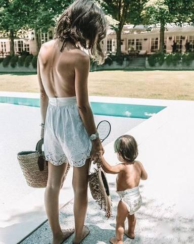 Miguel, el hijo de Ana Boyer y Fernando Verdasco, será el perfecto hermano mayor