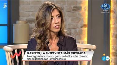 Karelys Rodríguez Cayetano Rivera y Eva González