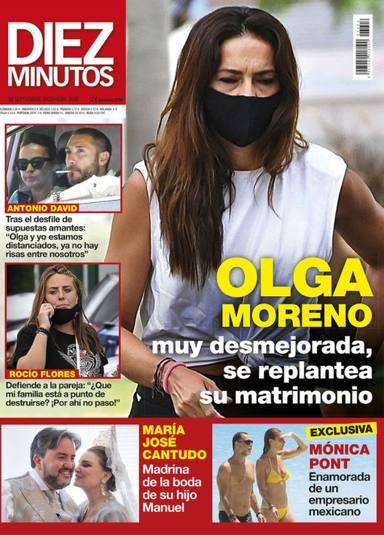 Olga Moreno exclusiva