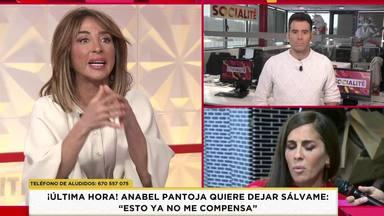 María Patiño contra Anabel Pantoja