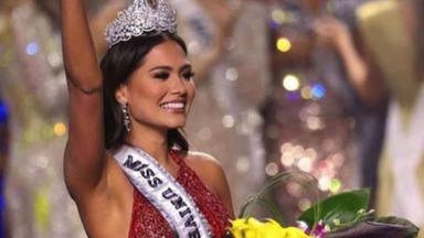 La Mexicana Andrea Meza se convierte en la nueva Miss Universo