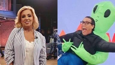 Así ha sido el duro enfrentamiento entre Carmen Borrego y Torito