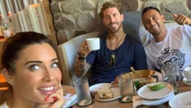 Sergio Ramos se reencontrará con Keylor Navas en el Paris Saint Germain