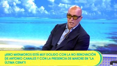 No me molesta, me duele: Kiko Matamoros responde a la puñalada por la espalda de Telecinco durante el verano