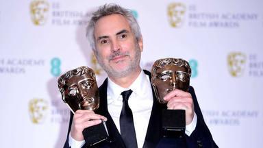 'Roma', gran triunfadora de los Premios BAFTA