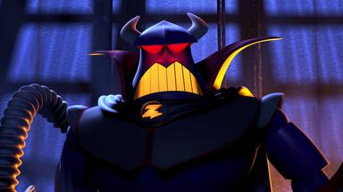 El Emperador Zurg, padre de Buzz Lightyear
