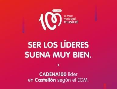 Cadena 100 líder