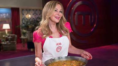Las duras acusaciones de Ana Obregón contra 'MasterChef Celebrity' que van a dar mucho que hablar