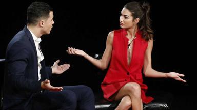 El reencuentro entre Kiko Jiménez y Estela Grande eclipsa a Adara y Gianmarco: ''tengo miedo, pero lo haré''