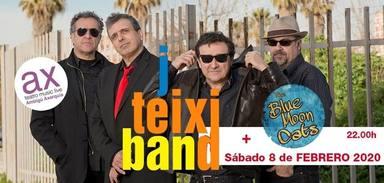 Concierto de J Teixi Band