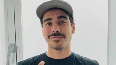Alberto Herrera, hijo de Carlos Herrera, presenta su avetura profesional más ''rockera''