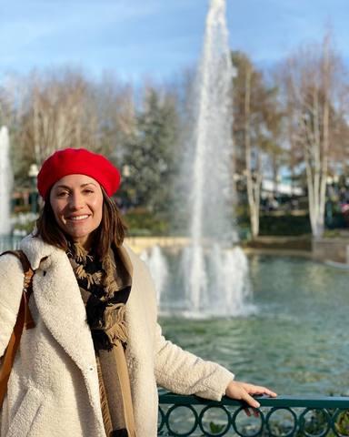 Nagore Robles confiesa sus problemas de ansiedad