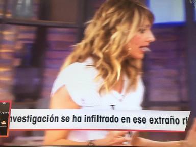 Viva la Vida: Emma García se enfada con los colaboradores