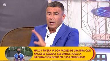 Jorge Javier se posiciona en el conflicto entre Rocío Carrasco y Rocío Flores y deja clara su opinión