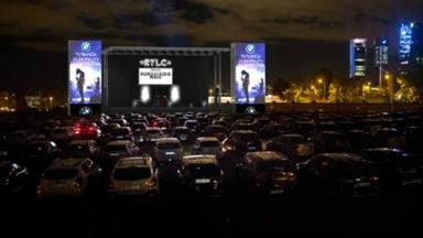 BMW Drive-in Fest, primer concierto en formato 'autocine' de España