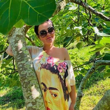 La foto de Amaia Montero en la que aparece irreconocible