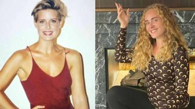 Cambio físico de Tania Llasera y Adele