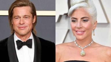 De Lady Gaga y Bradley Cooper a ¿Brad Pitt?
